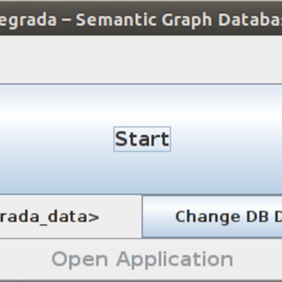 Segrada application starter